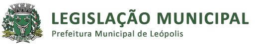 Legislação Municipal de Leópolis